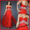 Vestiti da sera chiffoni rossi (stile LF-GI-17602)