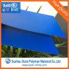 Strato rigido del PVC di colore opaco blu per stazionario