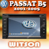Carro GPS de Witson para Volkswagen Passat B5 (W2-D9230V)