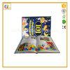 Impresión del libro de la tarjeta de los niños del Hardcover y servicio de impresión