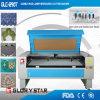 Glorystar 60-150W acrylique pochoir en bois Machine de découpe laser