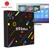 2018 Factory novos estilos H96 Max H2 4GB de RAM RK3328 Kodi Android Caixa TV 4K