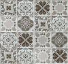 Nueva inyección de tinta acristalada cocina pared Backsplash baldosas mosaico de vidrio