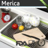 Stainless Steel 304 Dish Rack Utensils de cuisine