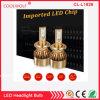 Lampadina automatica potente H4 H7 H11 4000lm 40W del faro dell'automobile LED
