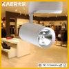 35W weißes/schwarzes LED-PFEILER Spur-Licht