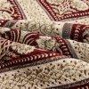 Tessuto 2018 di Chenille del poliestere per il cuscino