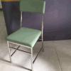 椅子を食事する家具製造販売業のステンレス鋼