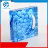 Cristal Jingyage Galss cendrier avec impression couleur personnalisée