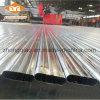 プレストレストコンクリートのための平らな電流を通された金属ダクト