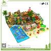 De grappige Speelplaats van de Kleuterschool van de Jonge geitjes van het Speelgoed van de School Binnen Kleine Zachte Binnen