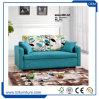 Base di sofà moderna dell'angolo del cuoio del salone della mobilia dell'hotel fatta in Cina