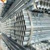Tubo d'acciaio galvanizzato tuffato caldo Sch40 per recintare