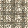 Mattonelle di mosaico di pietra di marmo naturali dei piccoli chip