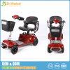 Scooter électrique durable extérieur de mobilité pour les handicapés