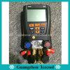 Hecho en el múltiple de Alemania Testo557 Digitaces con Bluetooth y la punta de prueba externa No. 0638 1557 del vacío