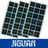 Waterdichte Glanzende beëindigt Mat van de fabrikant Sticker van het Hologram van de Douane de Duurzame