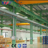 Taller de construcción prefabricados para la industria de la luz de almacén de diseño de estructura de acero