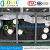 Ep100-EP400 de pared corrugado Transportador de cinta de goma
