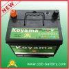 China-Gebildete wartungsfreie Autobatterie der Batterie-65D23L (12V65ah)