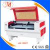 Le double laser dirige la machine de laser avec l'emplacement de travail de 1500*800mm (JM-1580T)
