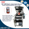Máquina de etiquetas semiautomática do frasco redondo para os copos (MT-50B)