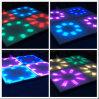 acrilico Dance Floor del nuovo prodotto 100X100X10cm di 5X5m per la decorazione della barra del DJ della discoteca