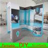 Будочка выставки славной конструкции модульная портативная многоразовая в алюминии