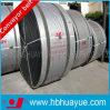 Nastro trasportatore d'acciaio resistente agli urti e ad alta resistenza del cavo