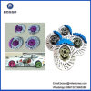 Usine de pièces d'auto emballant des rotors de disque de frein