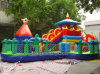 Brend New Inflatable Castal per Children Park (A196)