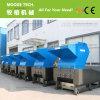 Los costos de las máquinas de trituración de residuos de plástico fuerte