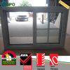 PVC économique Windows de carreaux de ventes chaudes double avec des grils à l'intérieur