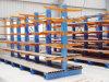 Posto do operador de paletes para tubo longo e armazenamento de Itens Irregular