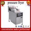 O FEP-600L Kfc Broasted Electric Deep Fried Chicken fritadeira de Pressão
