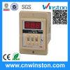 Relé de tempo digital com contagem regressiva programável eletrônica com CE