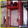 Levage électrique hydraulique de cargaison d'entrepôt pour la plate-forme de traiter matériel d'ascenseur de fret