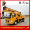 Camion d'opération d'haute altitude de Dongfeng 10-16 mètres