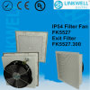 Electrical Switchgear (FK5527)のための大きいAir Cooling Fan Filter