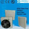 Electrical Switchgear (FK5527)를 위한 큰 Air Cooling Fan Filter
