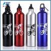 Logotipo personalizado promocional 600ml garrafa de água em alumínio