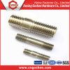 Boulons de goujon d'acier inoxydable DIN 938
