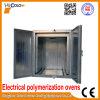 CE электрические печи полимеризации