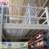 Estructura de acero del almacenaje resistente aprobado del almacén del SGS