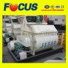 Misturador concreto do eixo gêmeo de Js500 500L para a venda