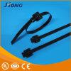 Tipo de garantia liberável abrangidos os laços de cabo de aço inoxidável revestido