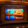 P5 en el interior del panel de pantalla LED HD de alquiler para mostrar
