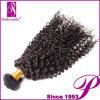 黒人女性機械Weftジェリーのカールの短い髪の束