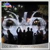 Свет рождества СИД напольный, свет фонтана утюга с светами СИД