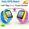 3G/WiFi het slimme GPS van Jonge geitjes/van het Kind Draagbare Horloge van de Drijver met Camera D18